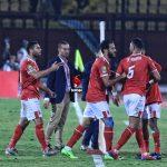 الاهلي يعلن قائمة الفريق لمباراة المقاصة