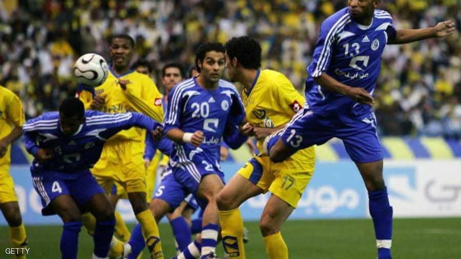 بث مباشر مباراة الهلال والنصر اليوم الدوري السعودي