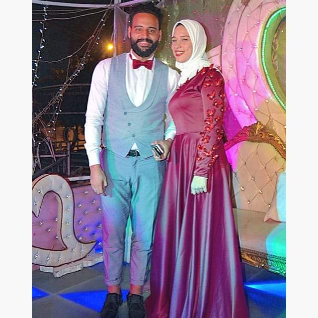 محمود حريفه يحتفل بحفل زفافه